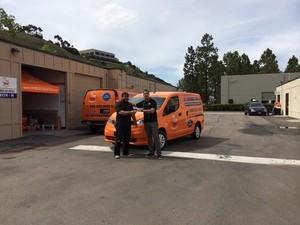 Water Damage Restoration Technicians Near Van