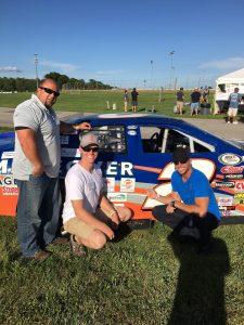 Water damage restoration team sponsors